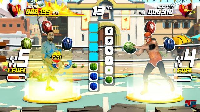 Screenshot - Shape Up (XboxOne)