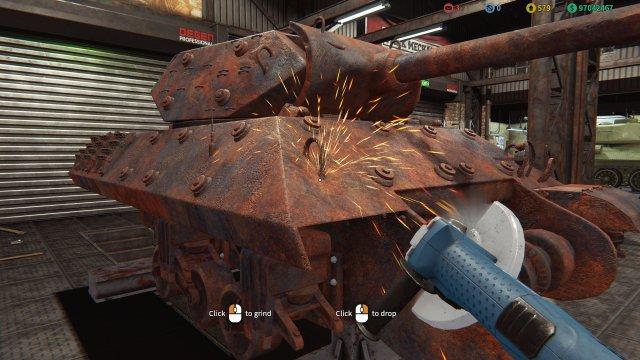 Screenshot - Tank Mechanic Simulator (PC)