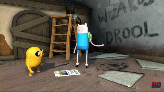 Screenshot - Adventure Time: Finn and Jake Investigations (360) 92503494