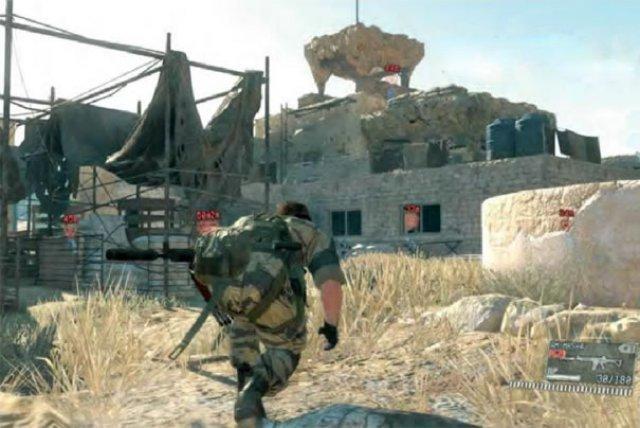 Screenshot - Metal Gear Solid 5: The Phantom Pain (360) 92506022