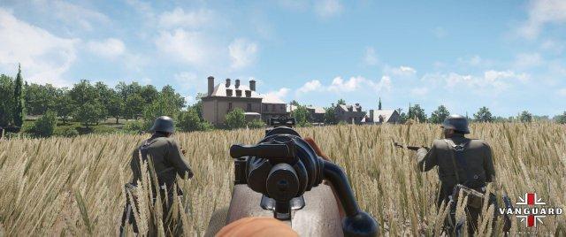 Screenshot - Vanguard: Normandy 1944 (PC) 92585772