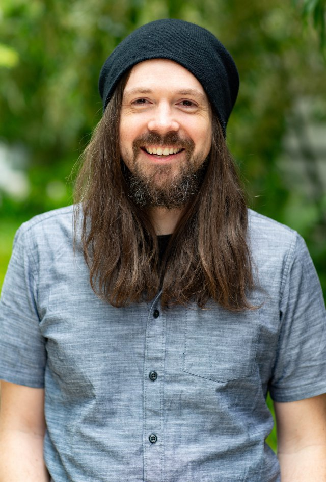 Jason Connel, Art/Creative Director bei Sucker Punch.