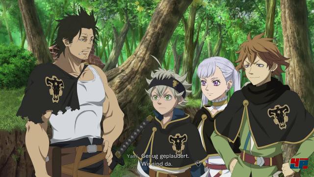 Screenshot - Black Clover: Quartet Knights (PS4) 92574357