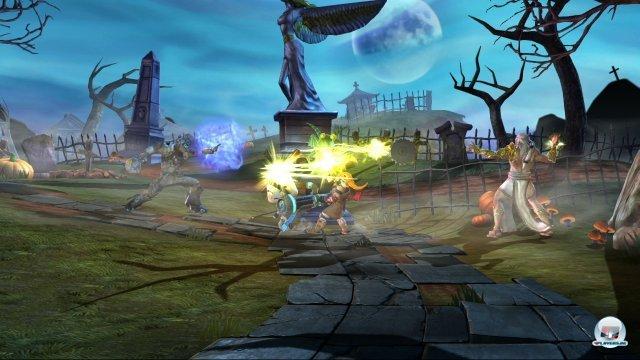 Screenshot - PlayStation All-Stars: Battle Royale (PlayStation3) 92456519