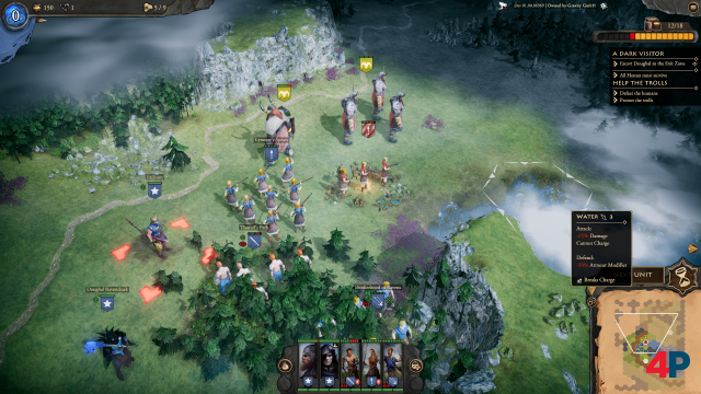 Screenshot - Fantasy General 2: Invasion (PC) 92595670