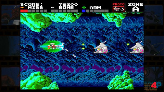Screenshot - Darius Cozmic Collection Arcade   Console (Switch) 92617399