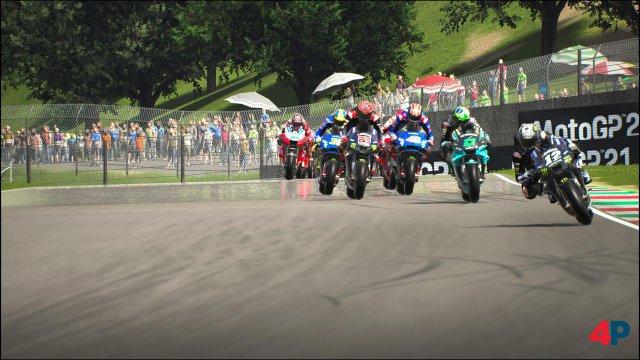 Screenshot - Moto GP 21 (PlayStation5) 92640544