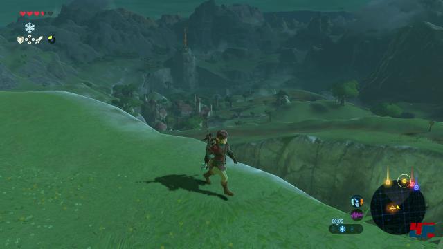 Screenshot - The Legend of Zelda: Breath of the Wild (Switch) 92541334