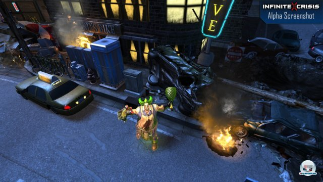 Screenshot - Infinite Crisis (PC) 92457865