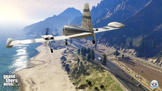 Screenshot - Grand Theft Auto 5 (360) 92460411