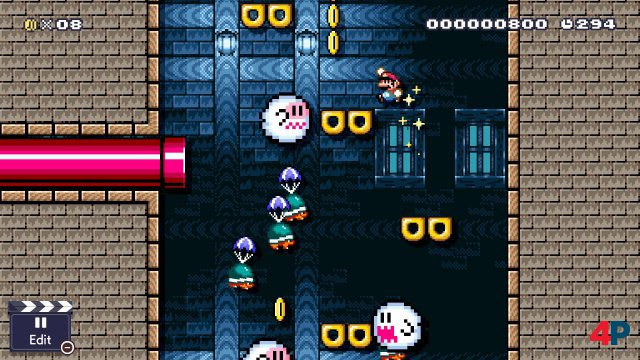 Screenshot - Super Mario Maker 2 (Switch) 92591462