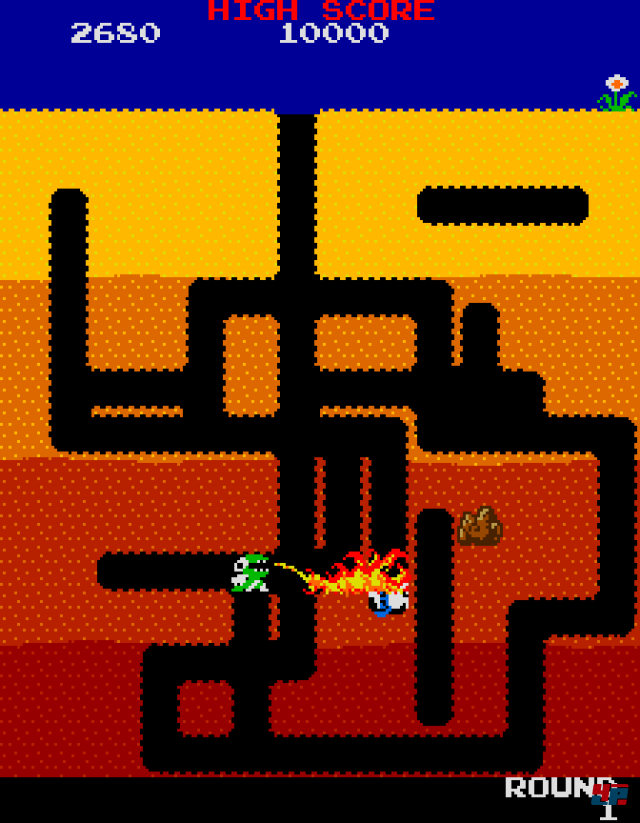 Screenshot - Dig Dug (PC) 92562495