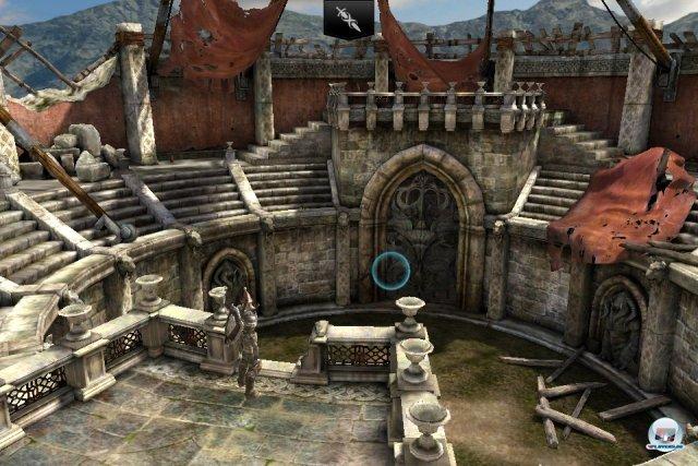 Screenshot - Infinity Blade 2 (iPhone) 2296797