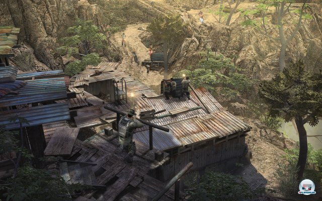 Screenshot - Jagged Alliance: Back in Action (PC) 2258697