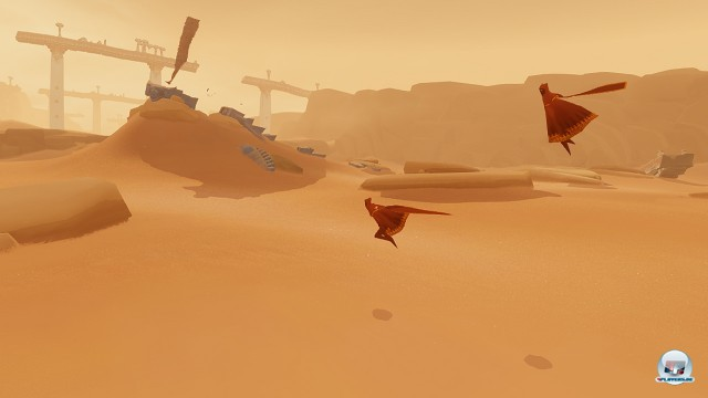 Screenshot - Journey (PlayStation3) 2227549