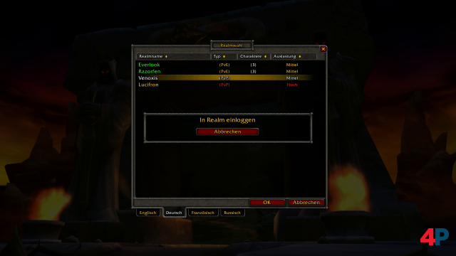 Screenshot - World of WarCraft Classic (Mac) 92594961