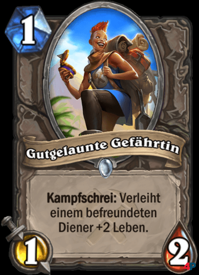 Screenshot - Hearthstone: Retter von Uldum (Android)