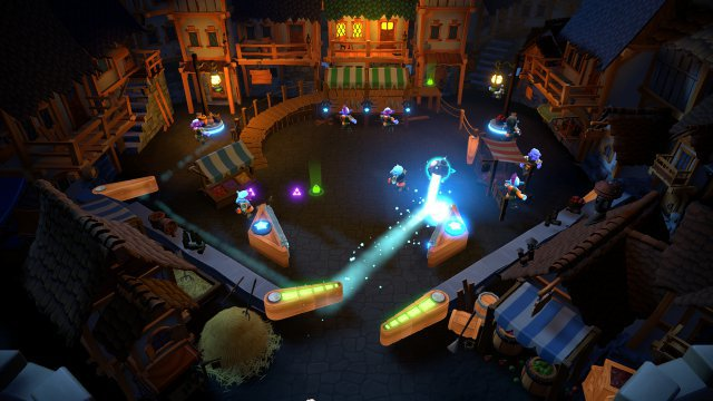 Screenshot - Rollers of the Realm: Reunion (PC)