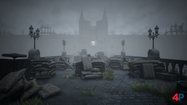 Screenshot - Black Legend (PC, PS4, PlayStation5, Switch, One, XboxSeriesX)