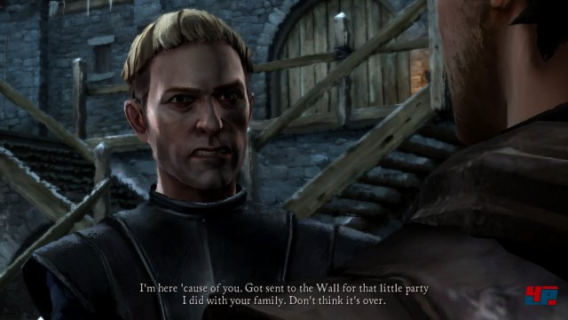 Screenshot - Game of Thrones - Episode 3: The Sword in the Darkness (iPad) 92502864