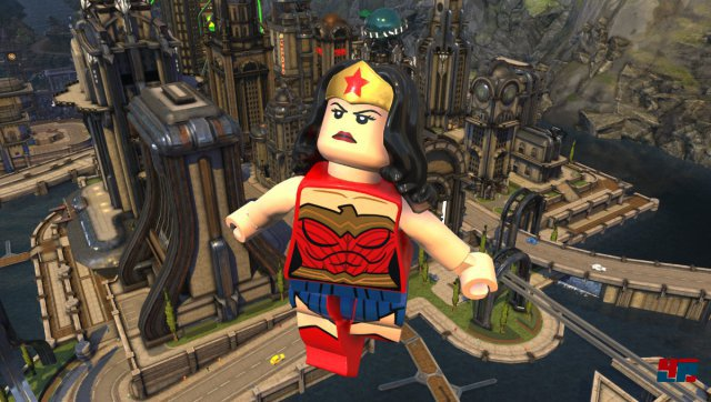 Screenshot - Lego DC Super-Villains (PC)