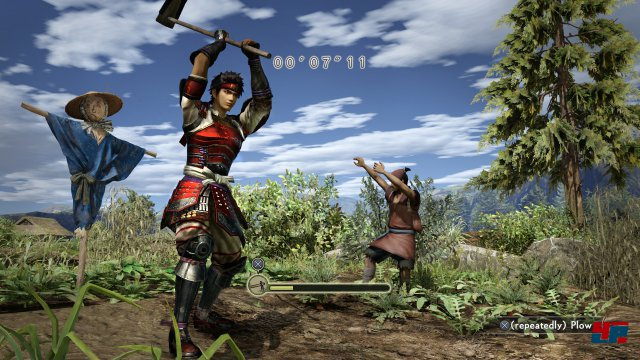 Screenshot - Samurai Warriors: Spirit of Sanada (PC) 92542369