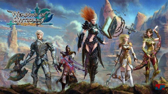 Screenshot - Weapons of Mythology - New Age (PC) 92530306
