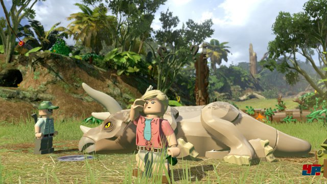 Screenshot - LEGO Jurassic World (PC) 92506447