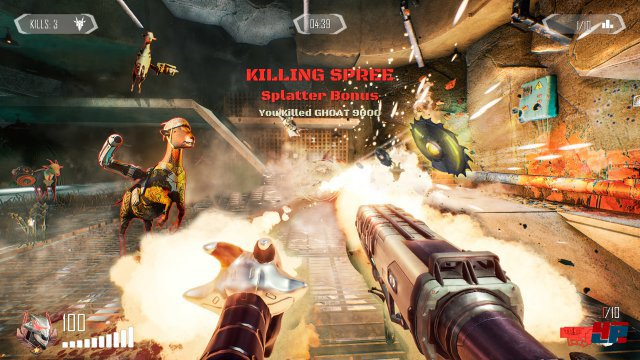 Screenshot - Goat of Duty (PC) 92587327