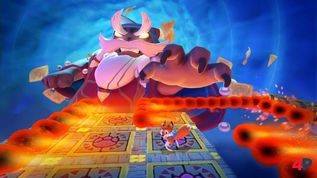 Screenshot - New Super Lucky's Tale (Switch) 92600069