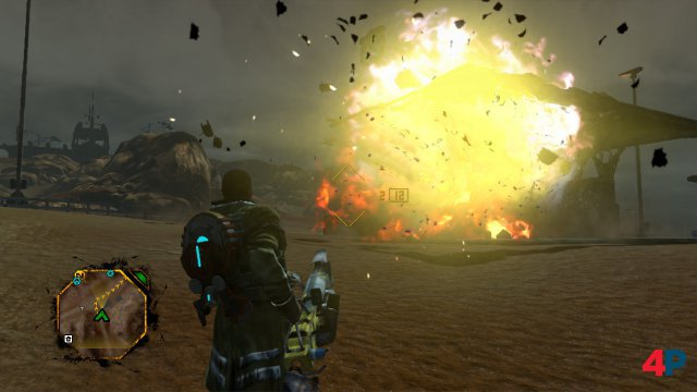 Screenshot - Red Faction: Guerrilla (Switch) 92592270