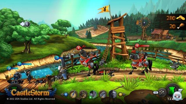 Screenshot - CastleStorm (360) 2389447