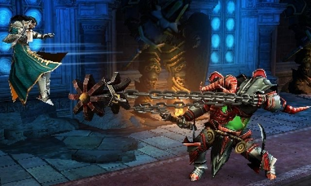 Screenshot - Castlevania: Lords of Shadow - Mirror of Fate (3DS) 2397072
