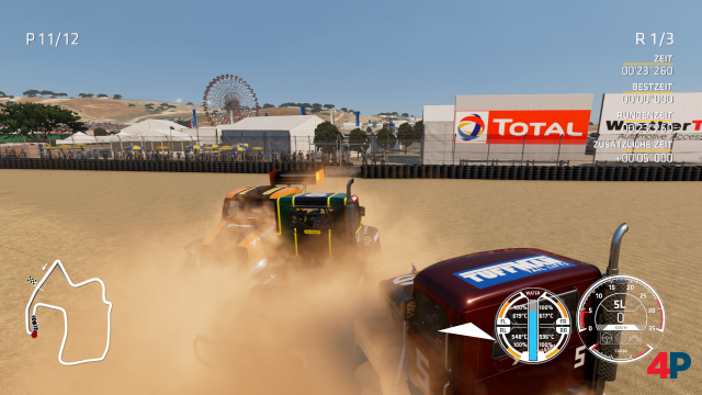 Screenshot - FIA European Truck Racing Championship (PC) 92592943