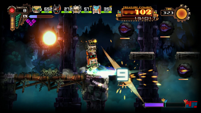 Screenshot - Lapis x Labyrinth (PS4) 92588418