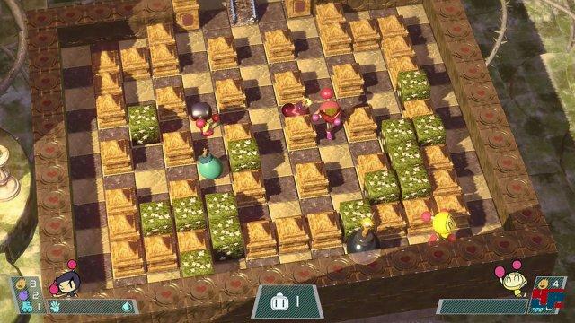 Screenshot - Super Bomberman R (One)