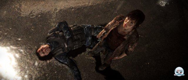 <b>Beyond: Two Souls (PS3)</b><br><br> Auch der spirituelle Nachfolger von Heavy Rain dreht sich um eine junge Protagonistin und aufwändiges Motion-Capturing. Der Spieler kontrolliert abwechselnd Jodie und ihr übernatürliches Geist-Wesen Ayden. In ruhigen Momenten kommt die feine Mimik zur Geltung, auf einer Flucht vor einer Spezialeinheit geht es actionlastiger zu: Mit der Hilfe von Spezialfähigkeiten und Quicktime-Sequenzen kann Ayden z.B. Gegner hypnotisieren und ihre Waffe auf andere Polizisten richten. Ein konkretes Release-Datum steht noch nicht fest. Auf der offiziellen PlayStation-Seite tauchte kurzzeitig der 25. Mai als Termin auf, wurde dann aber dementiert. 92434387