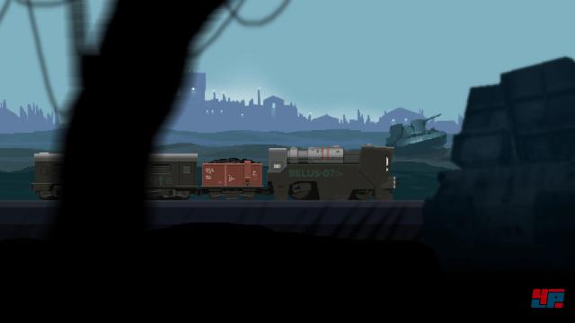 Screenshot - The Final Station (PC)