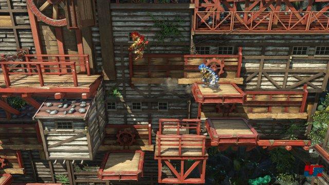 Screenshot - Knack 2 (PS4)