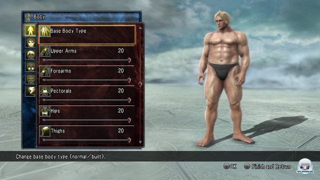 Screenshot - Soul Calibur V (PlayStation3) 2283372