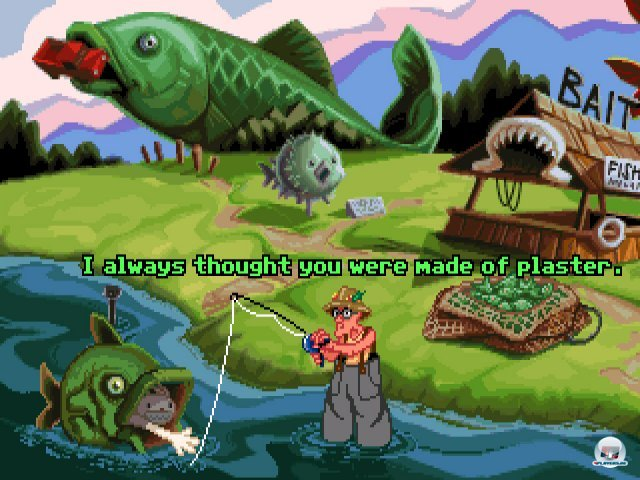 Screenshot - Sam & Max Hit the Road (PC) 92431772