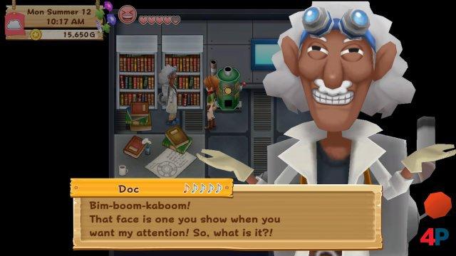 Screenshot - Harvest Moon: Light of Hope (PS4) 92595809