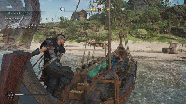 Screenshot - Assassin's Creed Valhalla: Zorn der Druiden (XboxSeriesX) 92641960