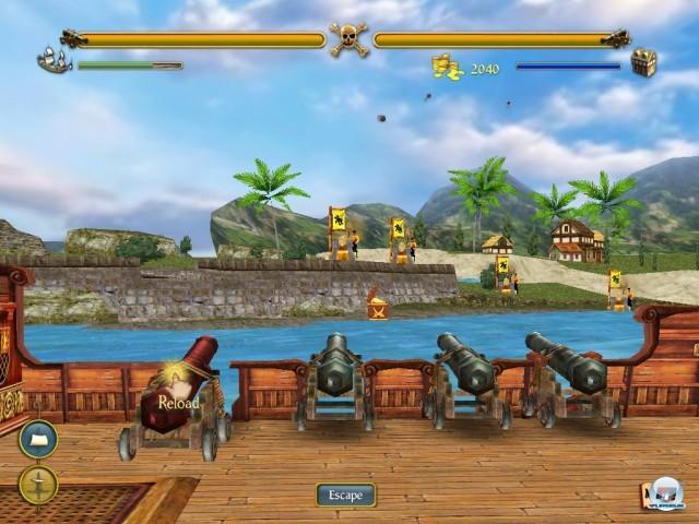 Screenshot - Sid Meier's Pirates! (iPad) 2242189