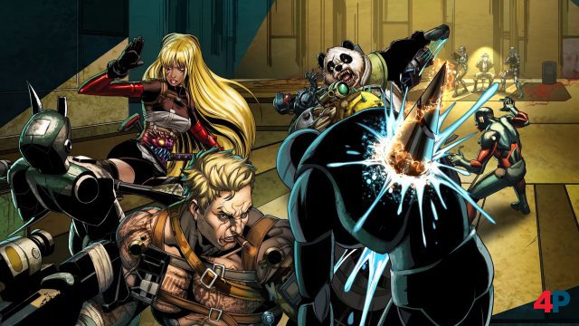 Screenshot - Contra: Rogue Corps (PC) 92589973