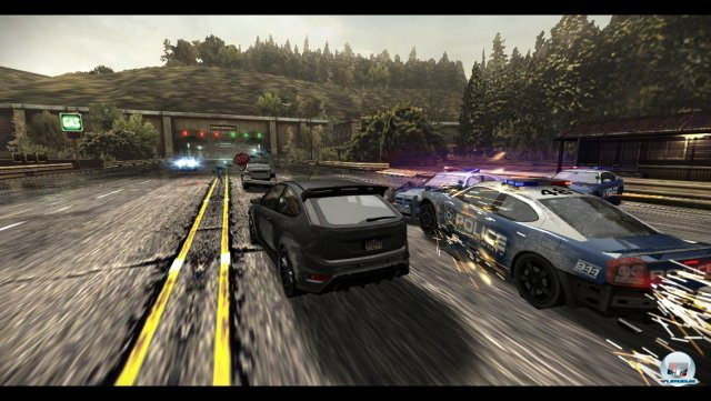 Screenshot - Need for Speed: Most Wanted (iPhone) 92418217