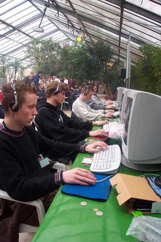 Das -X-treme Team aus Dänemark