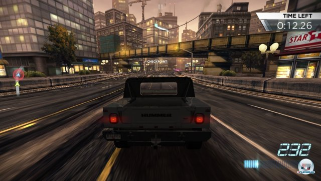 Screenshot - Need for Speed: Most Wanted (iPhone) 92418277