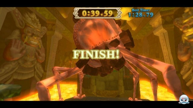 Screenshot - The Legend of Zelda: Skyward Sword (Wii) 2284212