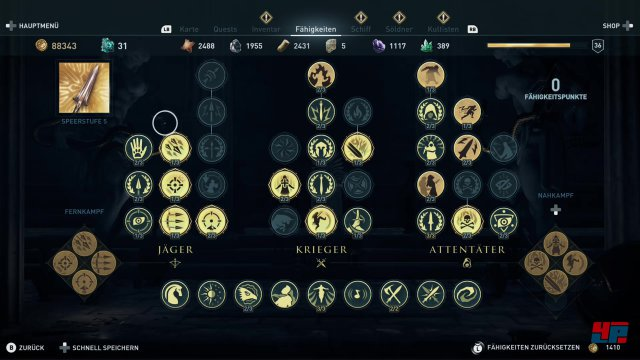 Screenshot - Assassin's Creed Odyssey (XboxOneX) 92574944